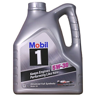 моторное синтетическое масло Mobil  5W-30 152721