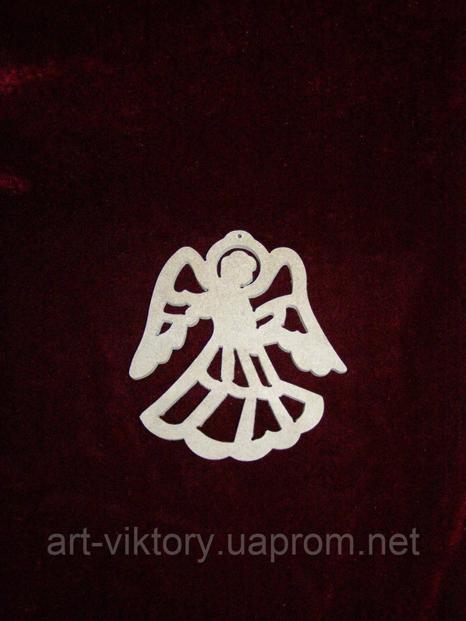 Ангел (11 х 12 см), декор
