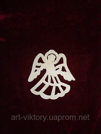 Ангел (11 х 12 см), декор, фото 2