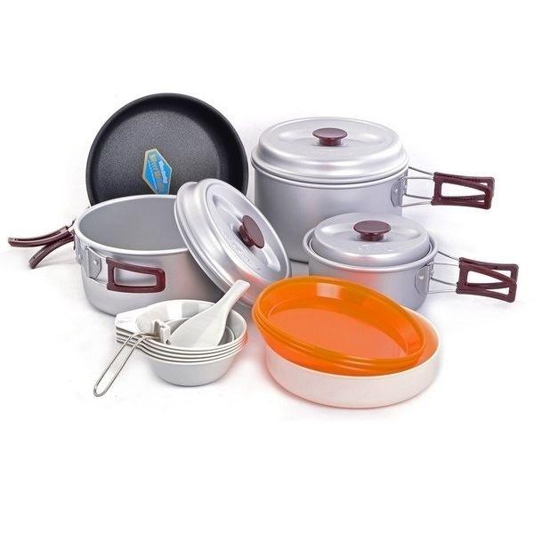 Набор туристической посуды Kovea Silver 56 KSK-WY56