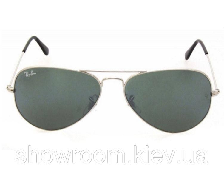 Женские солнцезащитные очки в стиле RAY BAN aviator 3025,3026 (003/62) Lux