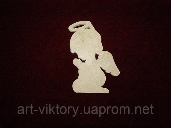 Ангел на коленях (8 х 12 см), декор, фото 2