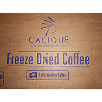 """Кофе """"Cacique"""" растворимый (Касик, Бразилия)"""