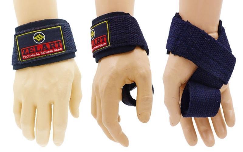 Лямки (ремешки) для становой тяги (2шт) Х-б ZEL ZB-24002 (длина-54см, ширина-3,8см) - Интернет - магазин спортивной одежды SPORT+. С Доставкой по Украине. в Киеве