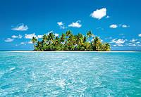 Фотообои  Мальдийский остров  366*254