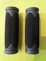 Ручки руля Velo Oval D2 гелевые 92 мм