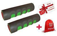 Гантели для фитнеса с неопрен. покр. (2 x 0,75кг) A-FI-3210-1,5 + подарок (Мешок-рюкзак GA-1015)