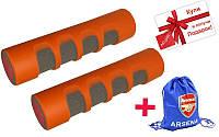 Гантели для фитнеса с неопреновым покрытием (2 x 0,5кг) A-FI-3210-1 + подарок (Мешок-рюкзак GA-1015)