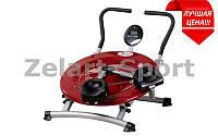 Тренажер AB Circle HT-69A (металл,пластик, р-р 70x110x50см, вес польз. до 100кг)