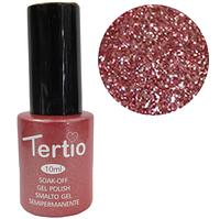 TERTIO гель - лак № 064(мокко с микроблеском) 10 мл