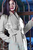 Кашемировое пальто весна/осень 48,50,52
