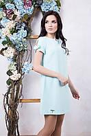 Летнее женское платье Фрида мята ТМ Irena Richi 42-48 размеры