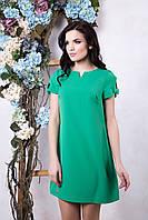 Летнее женское платье Фрида травка ТМ Irena Richi 42-48 размеры