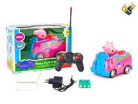 Машинка Пеппа на радиоуправлении