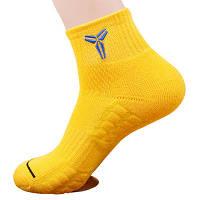 Баскетбольные носки Kobe желтые