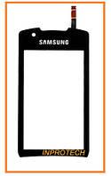 Сенсор (тачскрин) Samsung GT-S5620 Monte Black Original
