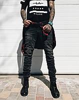 Джинсы Iteno 0507 молодёжка стильная мужская одежда, джинсы, брюки, шорты