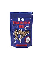 Лакомства Brit Training Snacks L для дрессировки собак крупных пород, 200 г