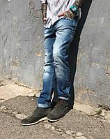 Джинсы Woom 10740 молодёжка стильная мужская одежда, джинсы, брюки, шорты