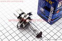 Лампа фары галоген HS1 12V 35/35W PX43T