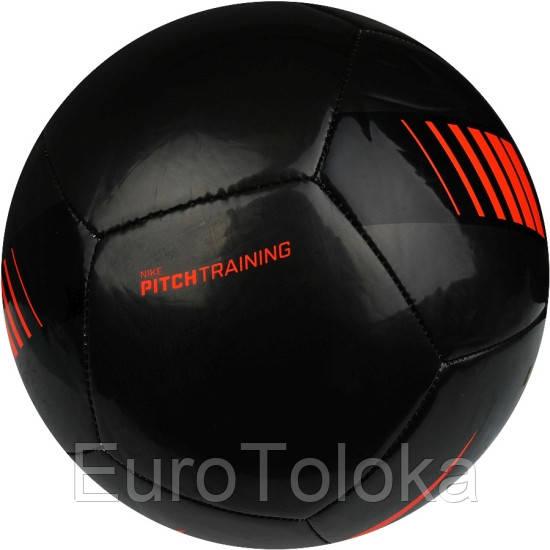 fd1d65ec Футбольный мяч NIKE PITCH Training SC3101-008 Реплика, цена 720 грн.,  купить Нововолынск — Prom.ua (ID#527174179)