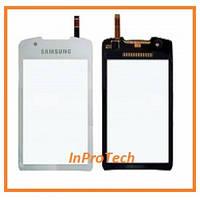 Сенсор (тачскрин) Samsung GT-S5620 Monte White Original