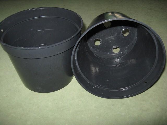 Горшки для рассады круглые 14 диаметр Польша