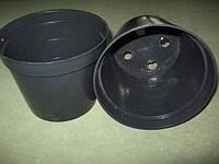 Горшки для рассады круглые Польша 1.2 литра 14 диаметр