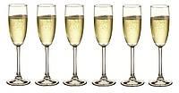 Pasabahce Enoteca Набор бокалов для шампанского 6*170 мл
