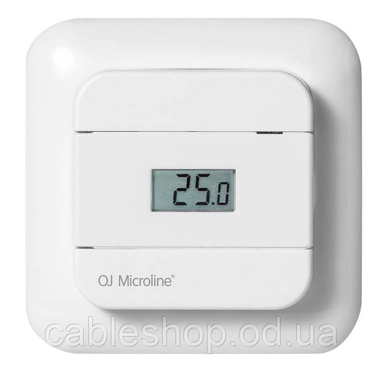Электромеханический термостат с цифровым дисплеем OTD2