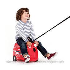 Детский чемодан Trunki Autobus Boris, фото 2