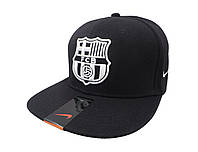 Кепка FCB черная