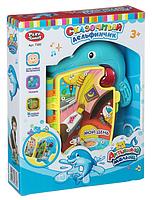 """Интерактивная игрушка, музыкальная книжка """"Сказочный дельфинчик"""", фото 1"""