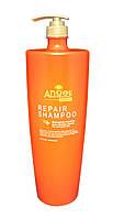 Шампунь Angel Expert восстанавливающий для поврежденных волос AE-102, 2000 мл
