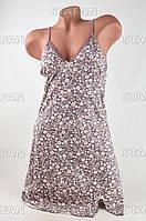 Женская ночная рубашка Турция. PinkSecret 0172-1 M. Размер 44-46.