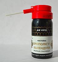 """VIPIS (Эстония) Аэрозоль для горла """"Настойка прополиса и календулы"""""""