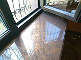 Подоконник из литьевого мрамора, фото 5