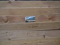Террасная доска Лиственница 27х142х4000 Сорт С, фото 1