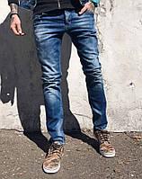 Джинсы Denim Republic 4968 молодёжка стильная мужская одежда, джинсы, брюки, шорты