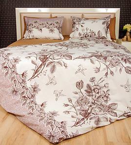 Постельное белье Lotus Premium - Grace евро