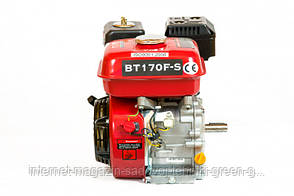 Двигатель бензиновый WEIMA BT170F-S (7 л. с., вал под шпонку, 20 мм)