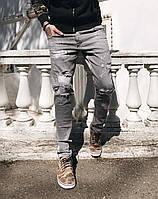 Джинсы 2Y 2842 молодёжка стильная мужская одежда, джинсы, брюки, шорты