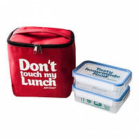 Термо Сумка Lunch Bag maxi Red