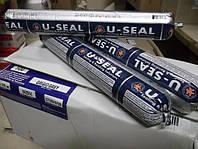 Герметик полиуретановый U-SEAL500  600мл черный