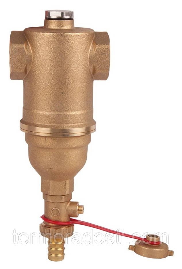 """Фильтр ICMA 1"""" для закрытых систем отопления (резьба ВВ)"""