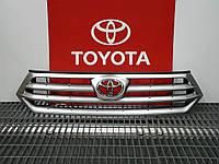 Решетка радиатора Toyota Highlander 2010-2013 Новая Оригинальная