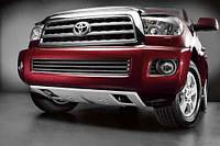 Toyota Tundra 2007-17 защита днища Новая Оригинальная