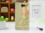 Чехол для HTC Desire 516 с рисунком узор, фото 2