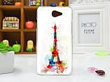 Чехол для HTC Desire 516 с рисунком узор, фото 3