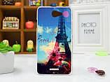 Чехол для HTC Desire 516 с рисунком узор, фото 6